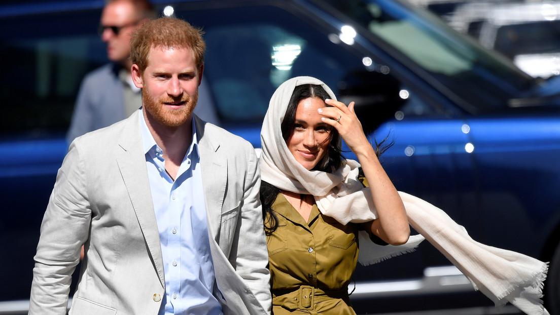 Isabel II publica una declaración tras la reunión sobre el futuro del príncipe Enrique y Meghan Markle