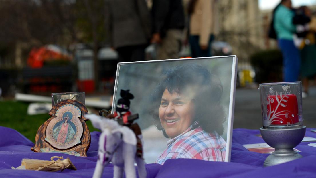 Mensajes privados desvelan un complot en el asesinato de la activista hondureña Berta Cáceres