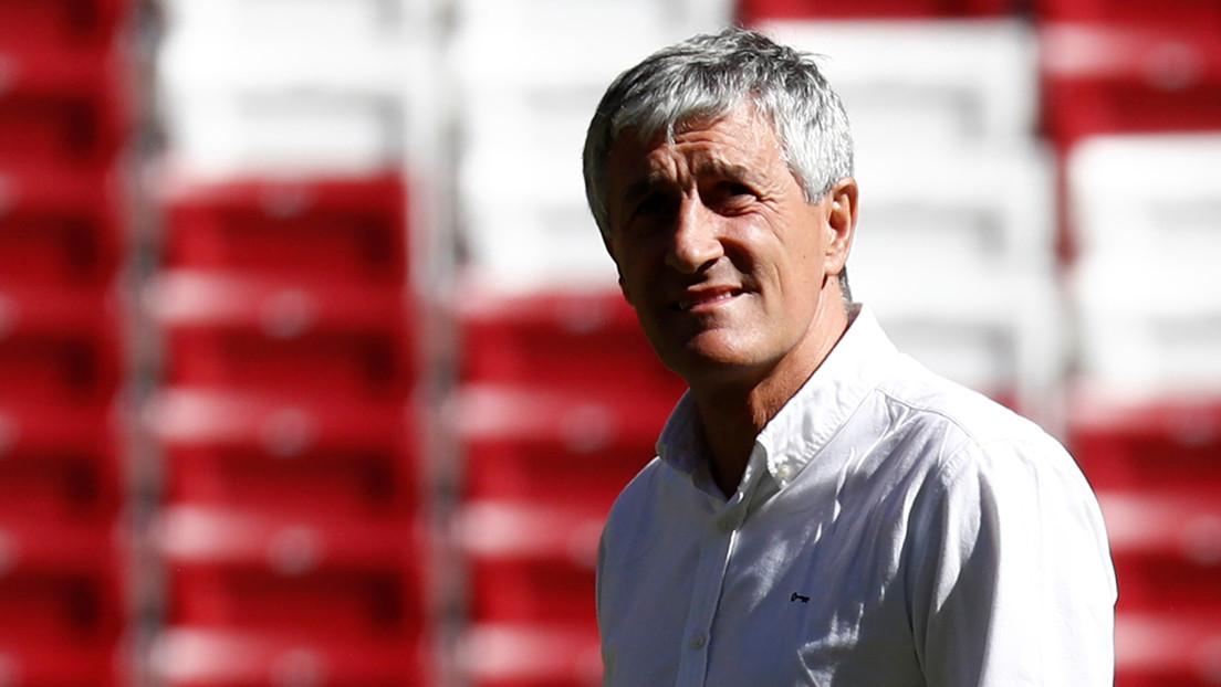 ¿Quién es Quique Setién, el nuevo entrenador del FC Barcelona?