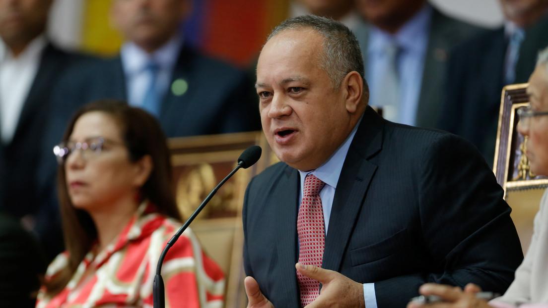 Cabello reitera la disposición del Gobierno venezolano de dialogar con la oposición tras el llamado de Noruega