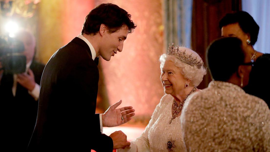 Trudeau habría ofrecido a Isabel II más de un millón de dólares para garantizar la seguridad de los duques de Sussex a expensas de los canadienses