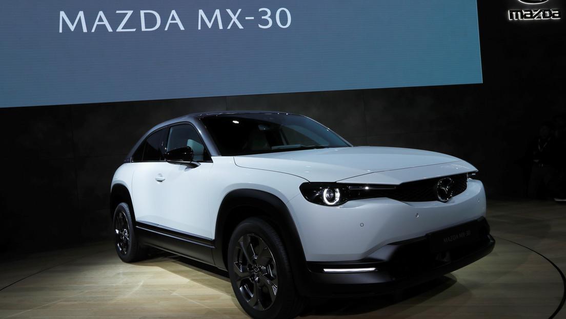 Mazda hará que la conducción de su coche eléctrico MX-30 se parezca a la de un modelo de gasolina o diésel