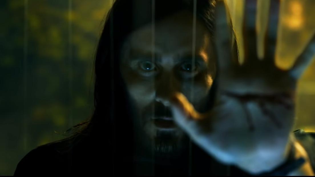 El villano clásico del Hombre Araña: lanzan el primer tráiler de 'Morbius', el científico vampiro interpretado por Jared Leto