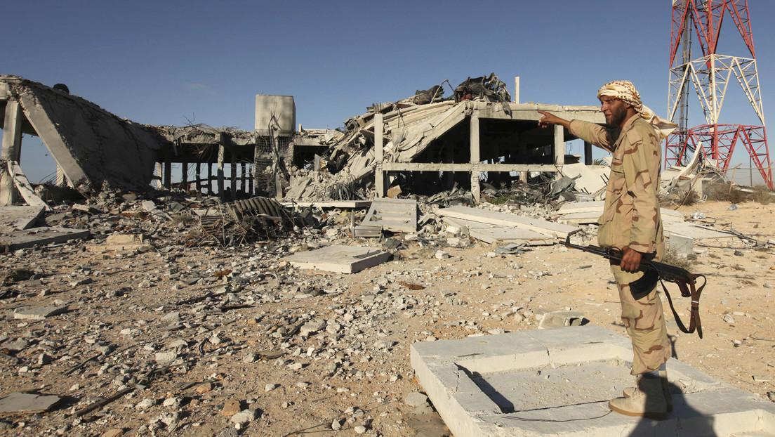 """Lavrov: """"La OTAN bombardeó la existencia de Libia como Estado y el mundo todavía se resiente de las consecuencias"""""""