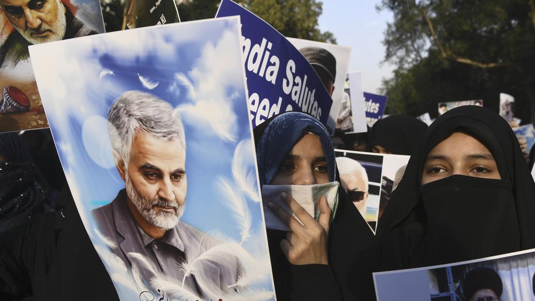 Lavrov: La muerte de Soleimani se convirtió en la cúspide de las acciones ilegales de EE.UU.
