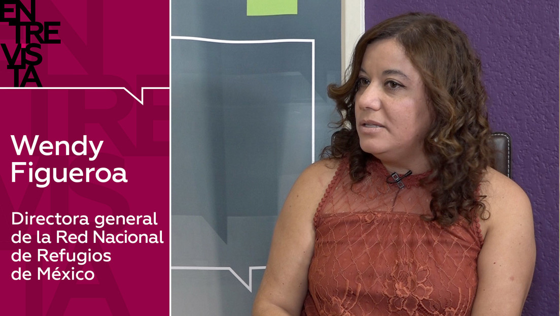 """Wendy Figueroa, directora de la Red Nacional de Refugios: """"México está completamente en alerta de violencia de género"""""""