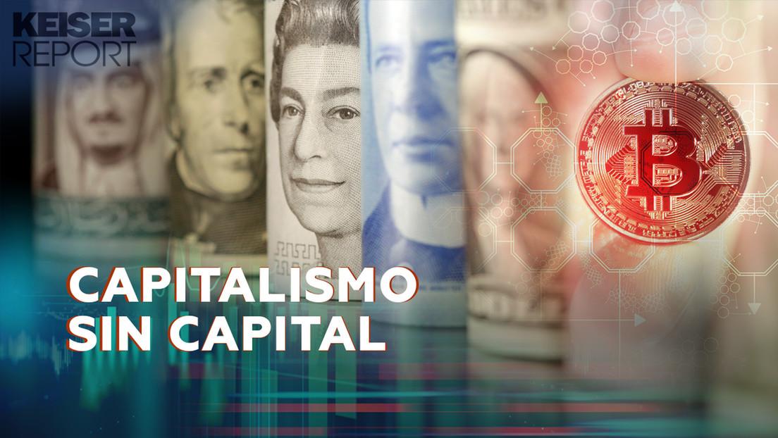 """""""El dólar estadounidense está en las últimas"""""""
