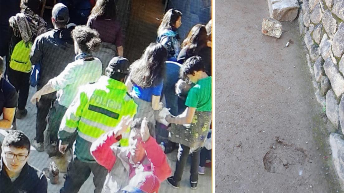 Seis turistas causan destrozos y defecan en la ciudadela de Machu Picchu