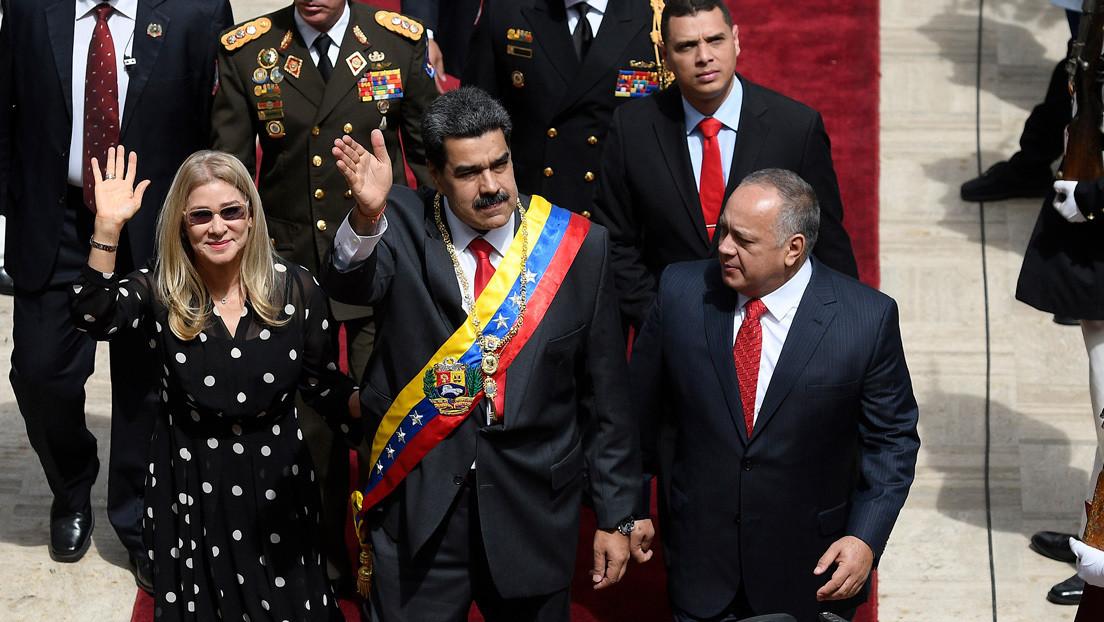 """Maduro, en su mensaje anual a la Nación: """"El intento de asalto final de Washington contra Venezuela fracasó"""""""