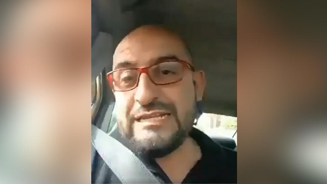 """Un taxista manda a """"lavar y planchar"""" a las conductoras de Uber en Colombia, luego se disculpa, pero """"no entiende"""" cuál es la ofensa (VIDEO)"""