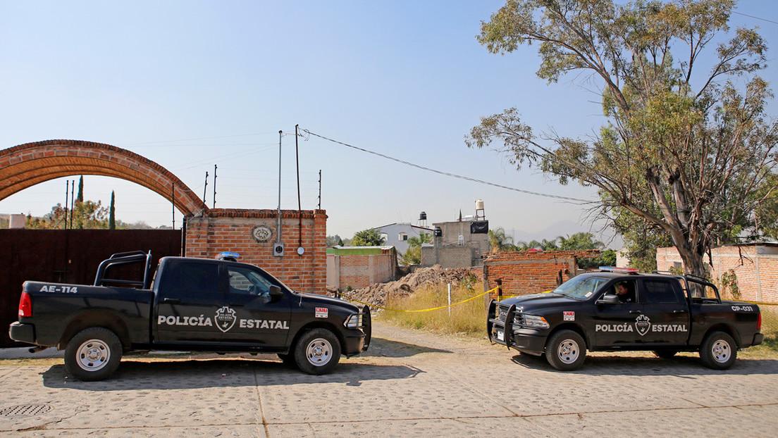 Asciende a 29 el número de cuerpos encontrados en una finca del estado mexicano de Jalisco