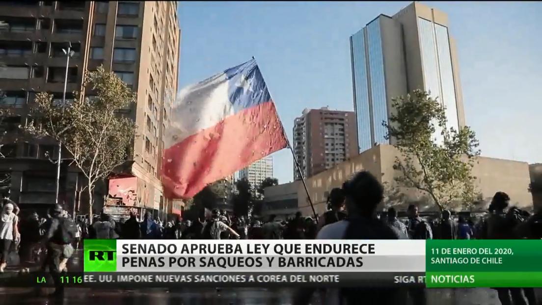 Oposición chilena denuncia a Piñera por delitos de lesa humanidad