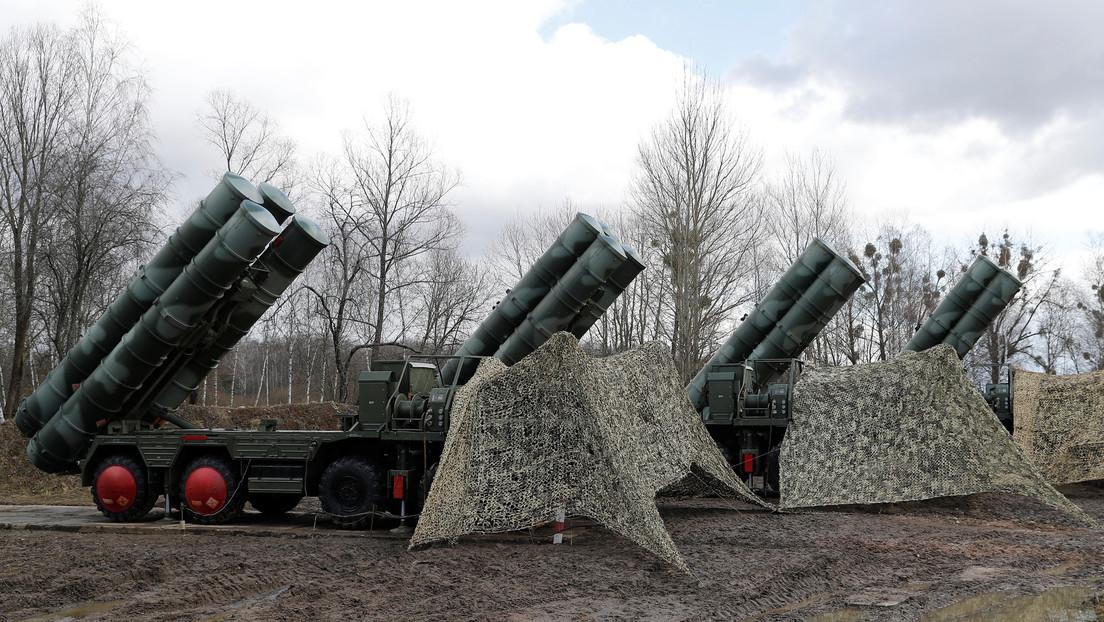 EE.UU. amenaza a Irak con sanciones si compra los sistemas antiaéreos rusos S-400