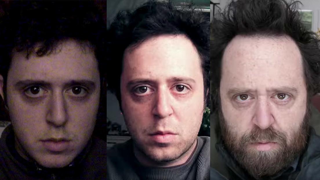 VIDEO: El autor de uno de los primeros éxitos virales de Internet regresa para mostrar su rostro 20 años después
