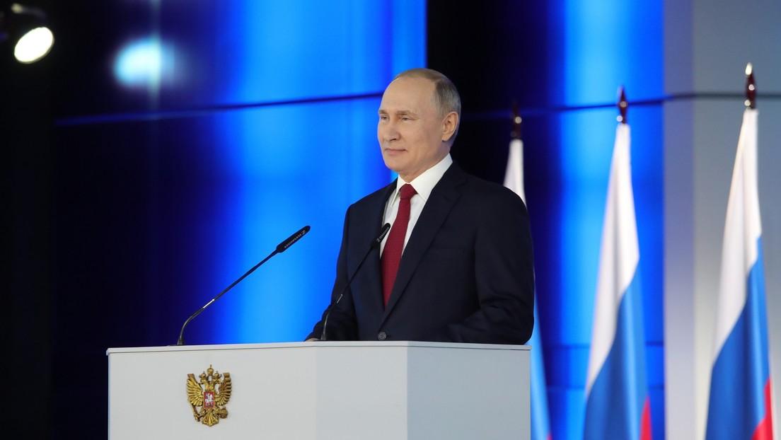 Las principales enmiendas a la Constitución rusa propuestas por Putin