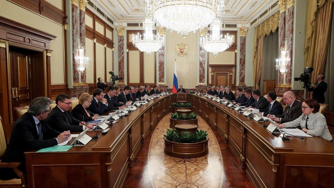 El Gobierno ruso dimite después de que Putin proponga cambios a la Constitución durante su discurso al Parlamento