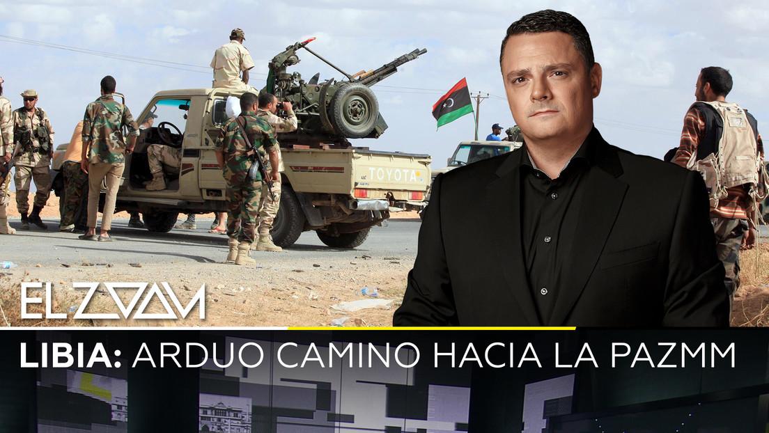Libia: arduo camino hacia la paz