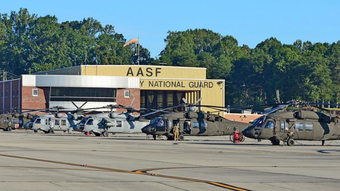Cierran una base aérea de la Guardia Nacional en Tennessee tras reportes sobre un tirador activo