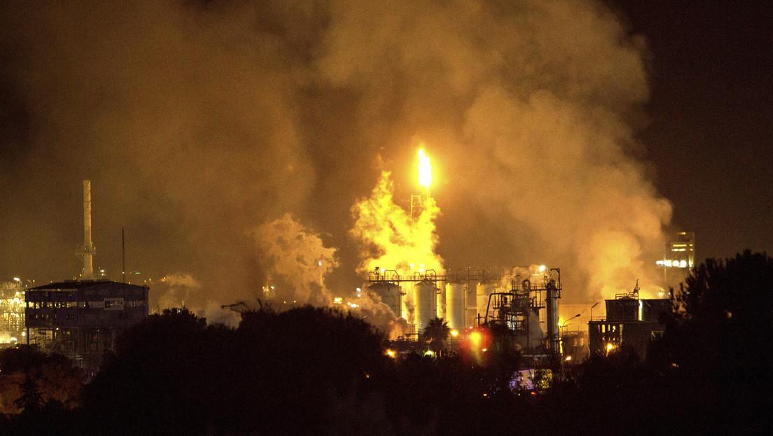 Asciende a 3 el número de víctimas mortales tras la explosión de una planta petroquímica en Tarragona