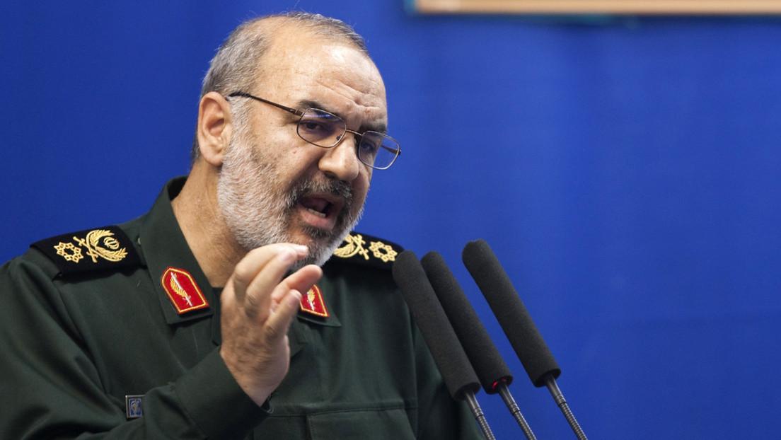 """Comandante iraní: """"Hemos derrotado los fundamentos de la política de EE.UU. en la región"""""""