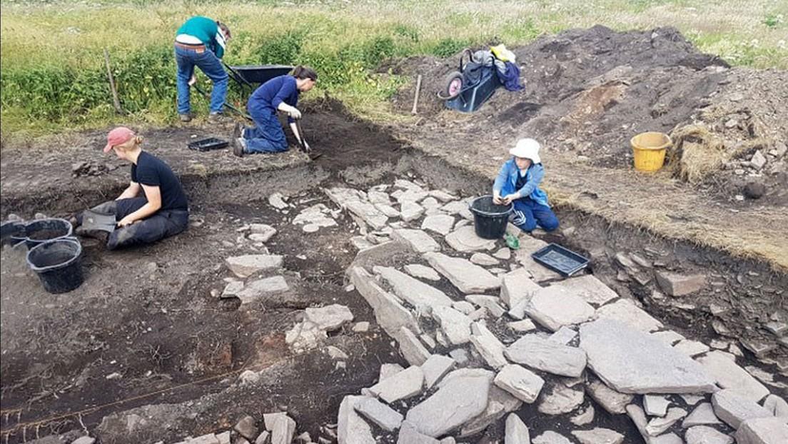 FOTOS: Reconstruyen los rostros de una mujer con lepra y un campesino de hace 900 años, que fueron entre los primeros habitantes de Edimburgo