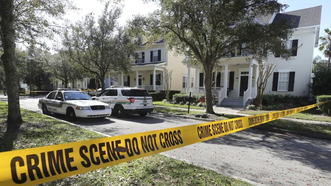 Padre de familia confiesa que asesinó a su esposa y a sus 3 hijos en una urbanización de Disney
