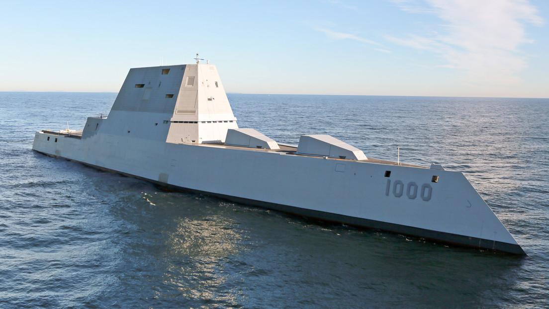 La Armada de EE.UU. podría equipar un destructor con misiles desarrollados para atacar cualquier lugar del planeta en cuestión de minutos