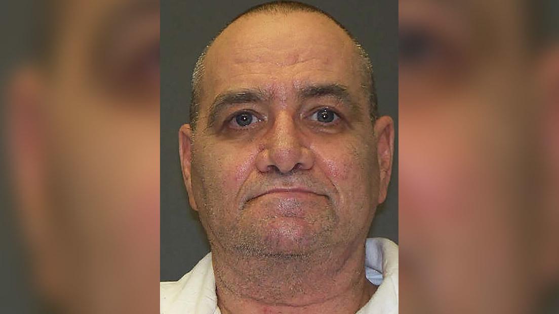 Las últimas palabras del preso ejecutado en Texas por matar a su esposa