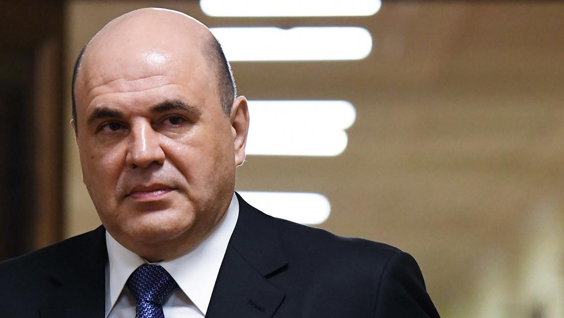 ¿Quién es Mijaíl Mishustin, el hombre que podría encabezar el próximo Gobierno ruso?
