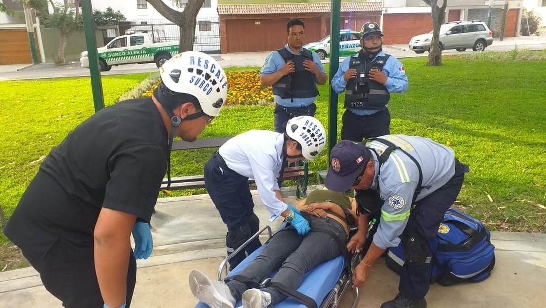Un taxista droga a una mujer en Perú y la echa del coche al saber que había alertado a sus amigos