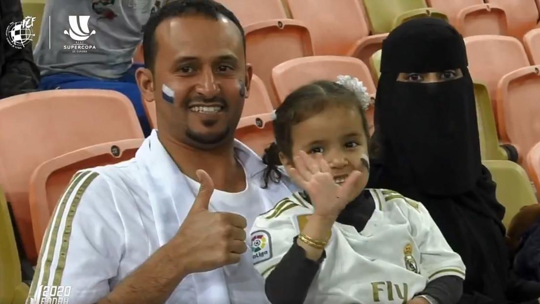 Arabia Saudita vuelve a separar a las mujeres en los estadios de fútbol tras la Supercopa de España