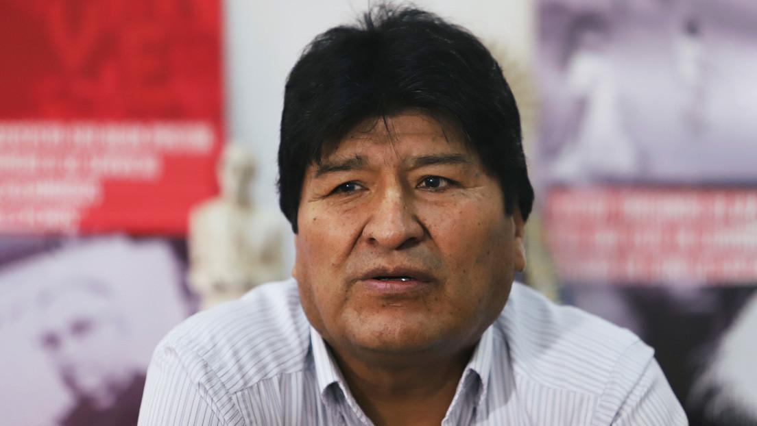 Evo Morales se retracta de las declaraciones en las que defendió la creación de milicias en Bolivia