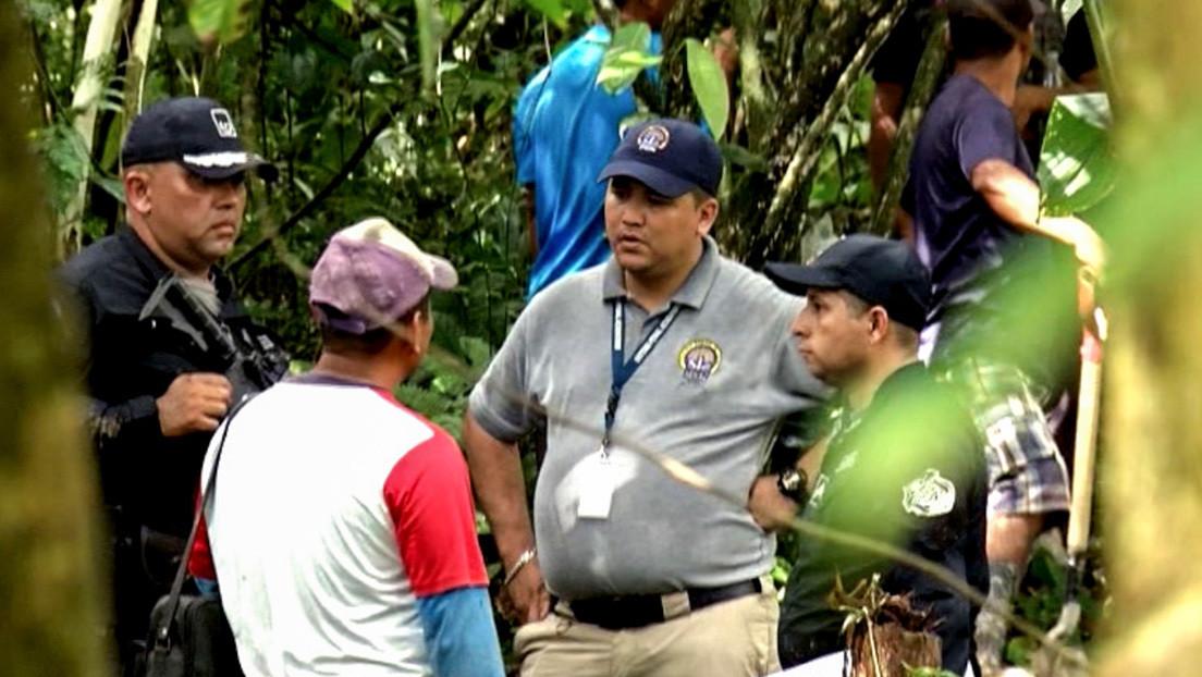 Una secta religiosa secuestra a 15 personas en Panamá y hallan en su territorio una fosa común con seis menores y una embarazada indígenas