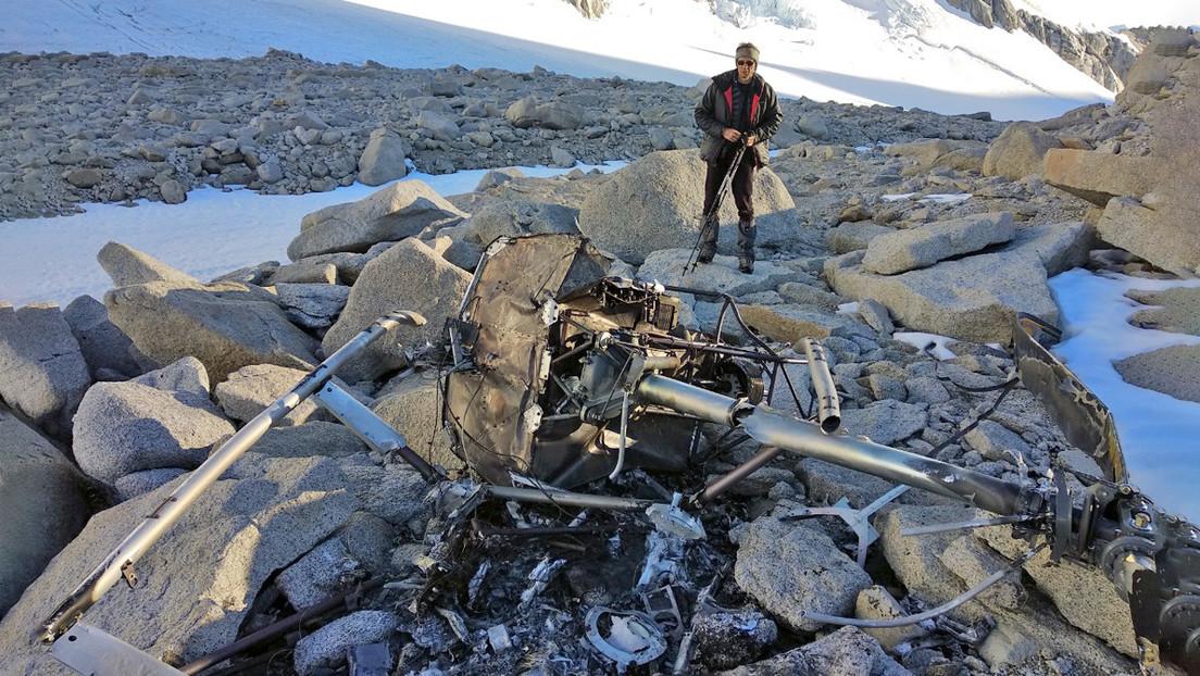 La increíble historia del anillo de boda que volvió a la viuda de un piloto fallecido en Argentina cinco años después de su muerte