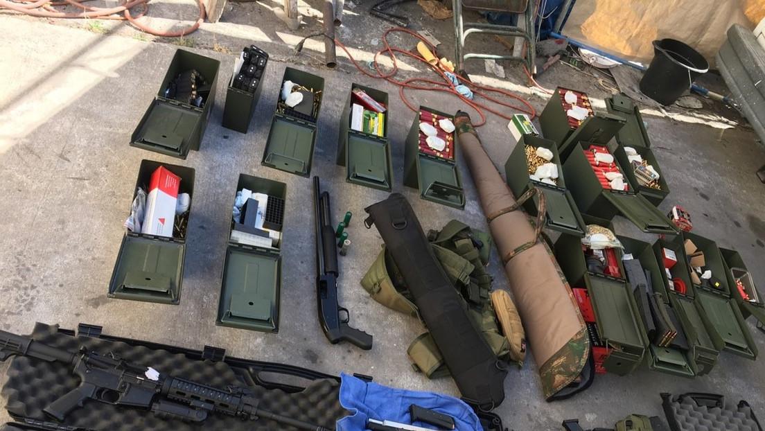 México y EE.UU. acuerdan un programa binacional para reducir el tráfico de armas y drogas
