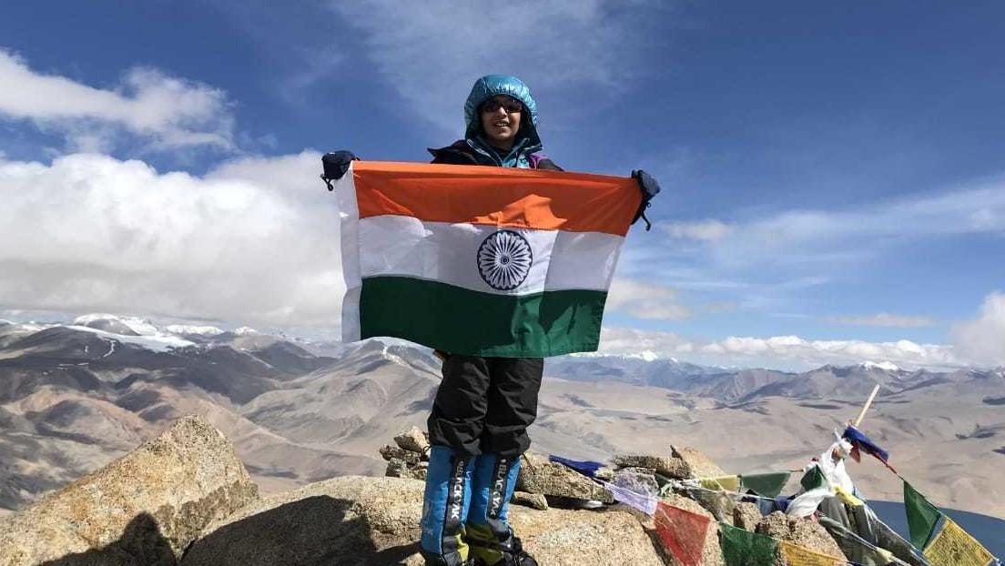 Una niña india de 12 años es autorizada por la Justicia argentina a escalar el cerro Aconcagua, el pico más alto de América