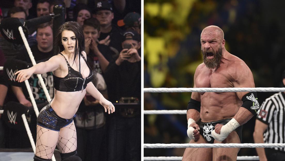 """El luchador 'Triple H', obligado a disculparse ante la exestrella de la WWE Paige por una broma """"terrible"""" sobre sus hijos"""