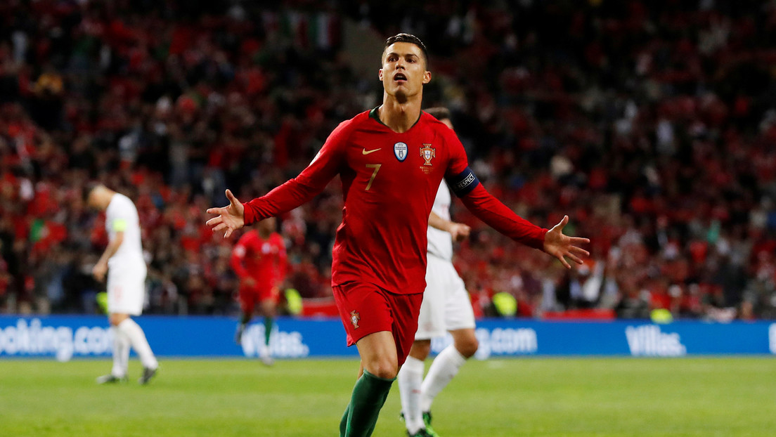 La UEFA habría manipulado el Equipo del Año de 2019 para incluir a Cristiano Ronaldo