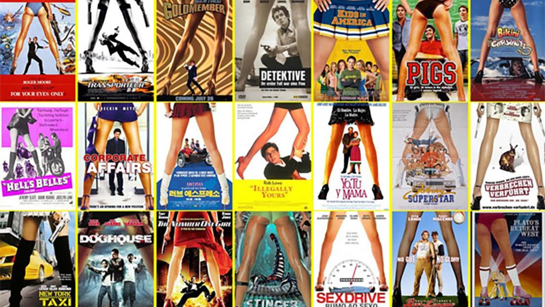 ¿Los carteles de las películas le parecen todos iguales? No se preocupe: lo son