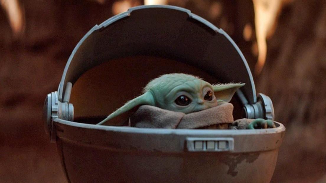 FOTO: Baby Yoda se encuentra con el creador de 'La Guerra de las Galaxias', George Lucas