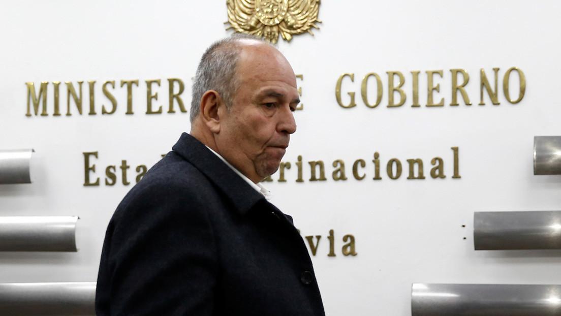 """El ministro de Gobierno de Áñez: Evo Morales tiene """"una celda con su nombre"""" en Bolivia"""