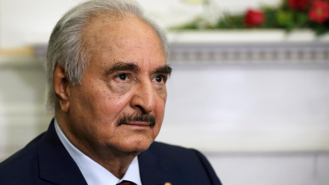 El mariscal Haftar agradece a Putin y confirma que está dispuesto a continuar el diálogo de paz libio
