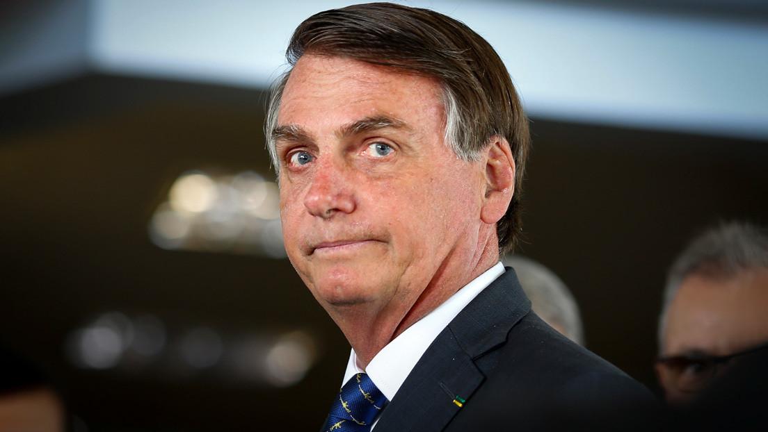 Bolsonaro dice que EE.UU. dejó de apoyar a Argentina en la OCDE por la victoria del peronismo