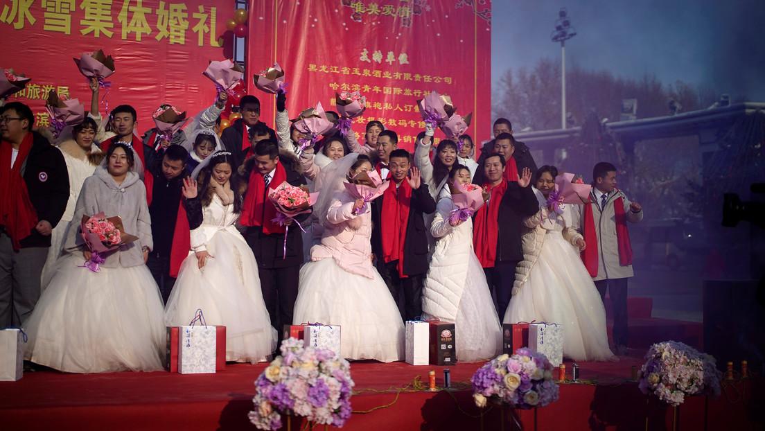 La población de China supera los 1.400 millones de personas