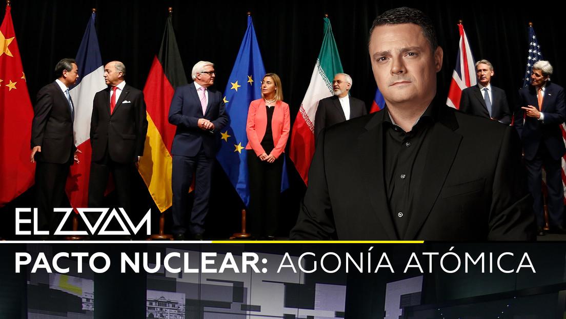 Pacto nuclear: agonía atómica
