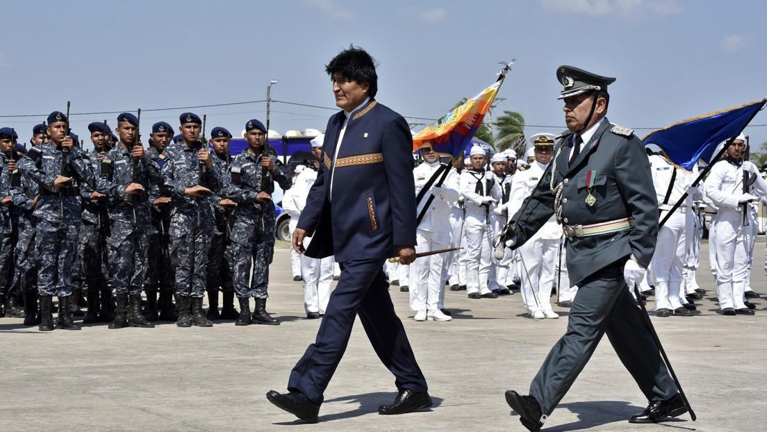 """Gobierno de facto de Bolivia elimina Escuela Antiimperialista """"porque se generaban doctrinas foráneas"""""""