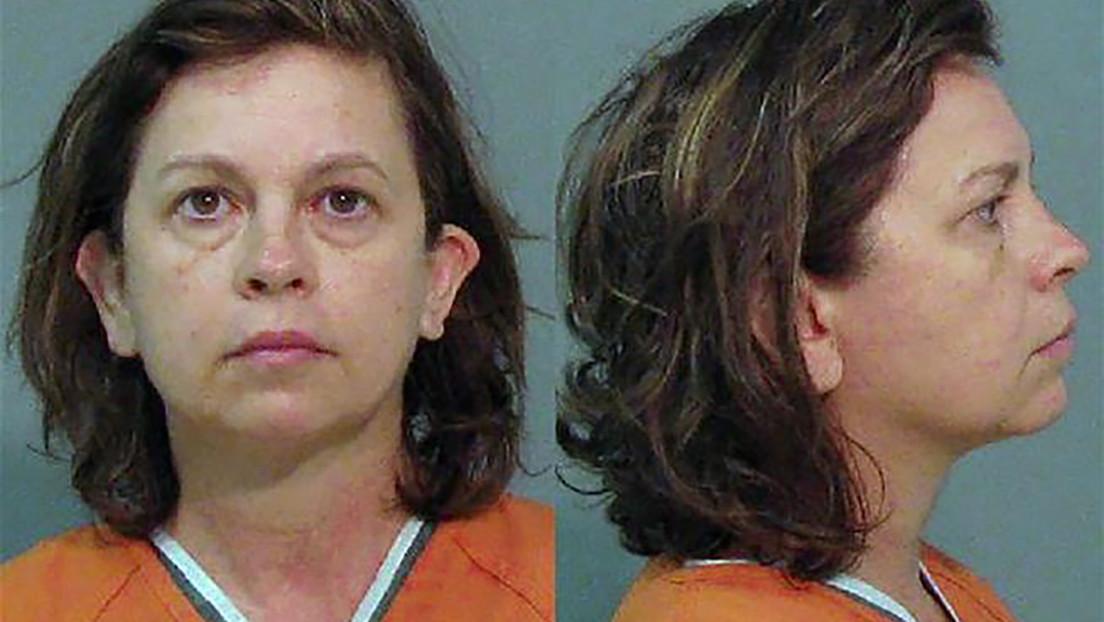 Sentencian a 25 años de cárcel a una exenfermera de EE.UU. que envenenó a su marido con gotas para los ojos