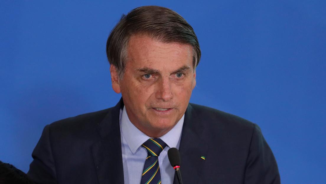 Jair Bolsonaro despidió a su ministro de Cultura por nazi — Brasil