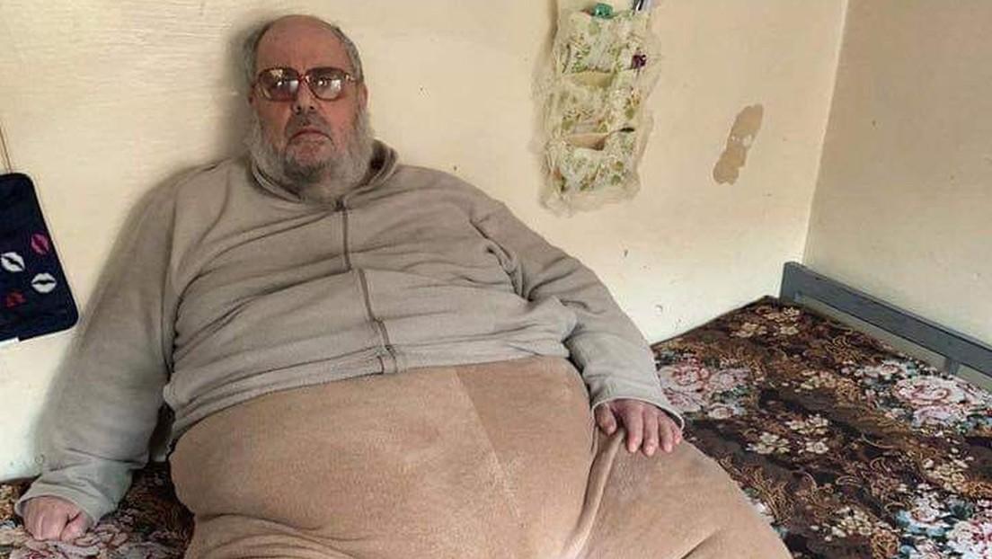Detienen a un muftí del Estado Islámico tan obeso que tuvieron que llevárselo en una camioneta (FOTO)