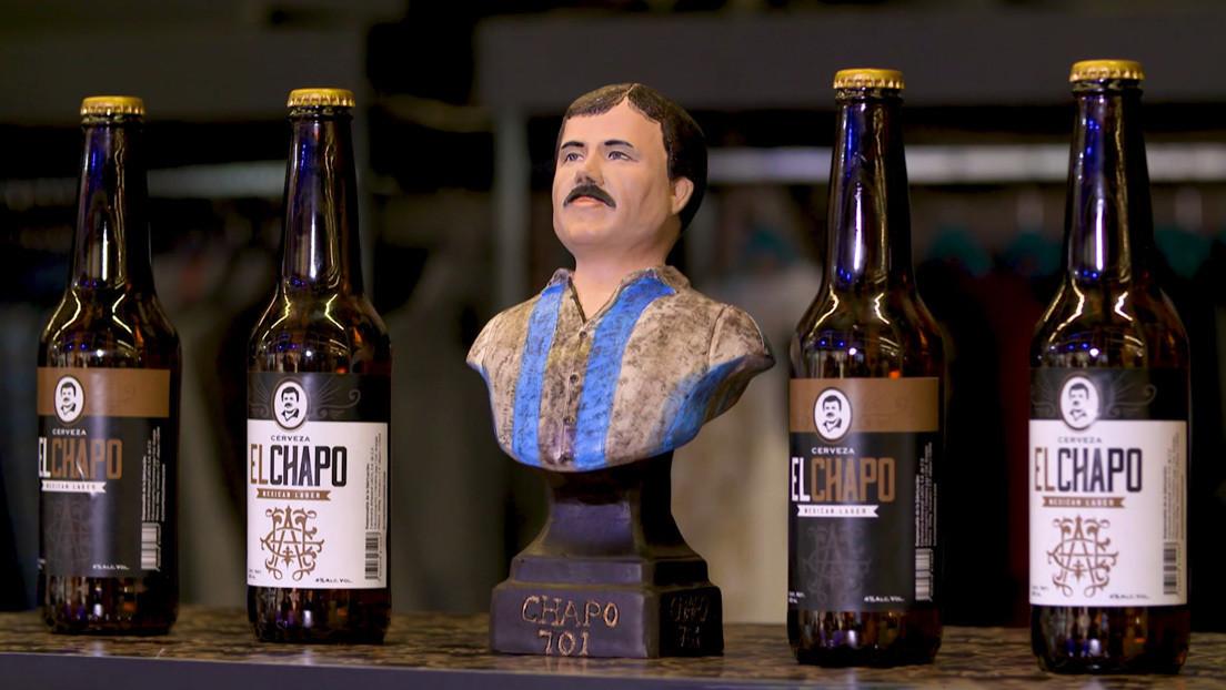 La hija de 'El Chapo' Guzmán lanza una marca de cerveza artesanal inspirada en su padre